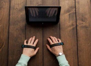 Já pensou em digitar sem teclado?