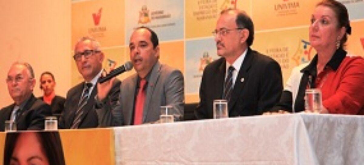 FAPEMA participa de abertura da II Feira de Estágio e Emprego do Maranhão