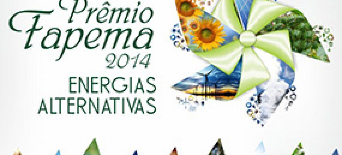Edital de inscrições no Prêmio FAPEMA 2014 vai até esta sexta, 15