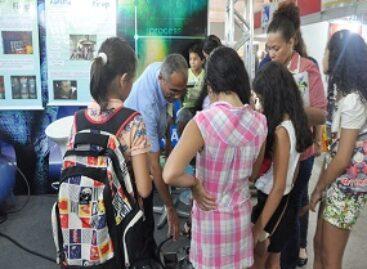 FECOIMP 2014: Alternativa sustentável para locomoção é apresentada às crianças no stand da FAPEMA