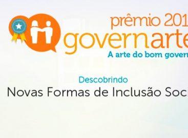 BID lança Governarte 2014 para premiar o uso da tecnologia na inclusão social