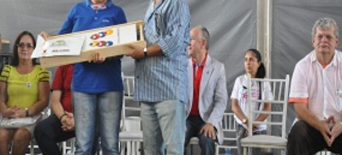 FAPEMA participa da entrega dos kits de laboratório do programa Maranhão com Ciência durante SNCT MA 2014
