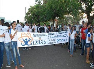 SNCT é realizada em Caxias – confira fotos do evento