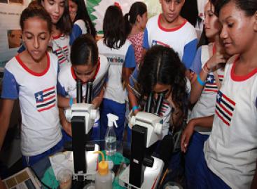 """Escolas interessadas em visitar a """"Cidade da Ciência"""" podem agendar horários para participar das atividades"""