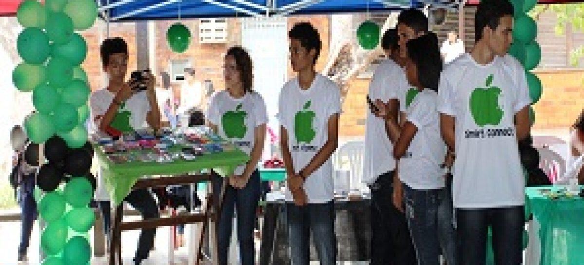 Escola da rede estadual promove I Feira do Empreendedor com o apoio da FAPEMA