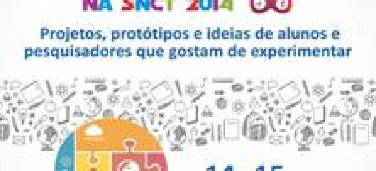 Programação da Mostra LABCOM na SNCT 2014 conta com projetos inovadores em comunicação
