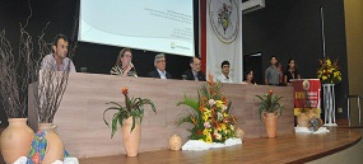 Presidente da FAPEMA participa de mesa de abertura do XXVI  SEMIC e I Encontro de Pós-Graduação, da UFMA