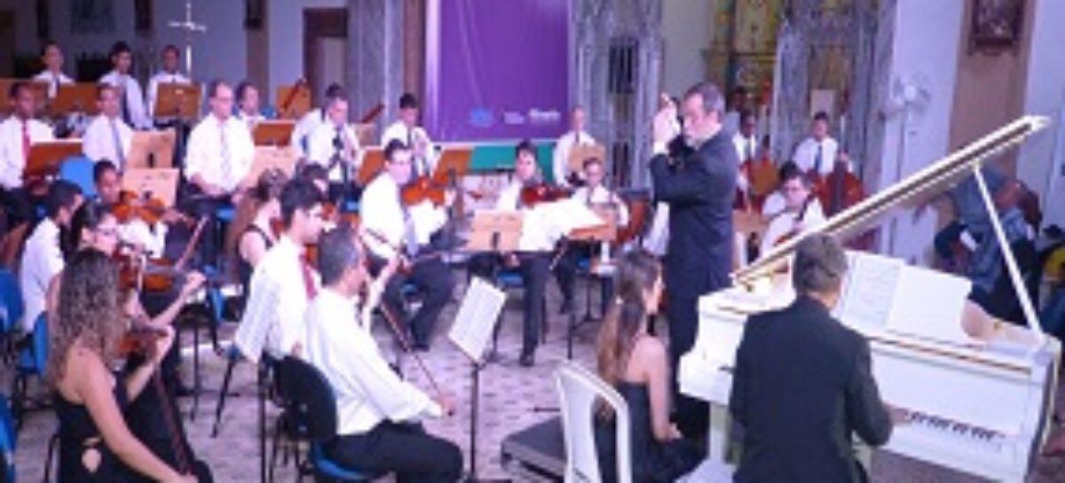 Com apoio da FAPEMA, Maranhão ganha Orquestra Sinfônica
