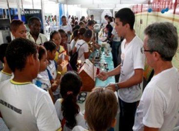 Maranhão é campeão do Nordeste em atividades na SNCT