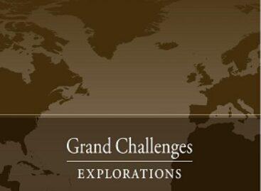 Novos desafios do Grand Challenges Explorations: combatendo a epidemia de Ebola