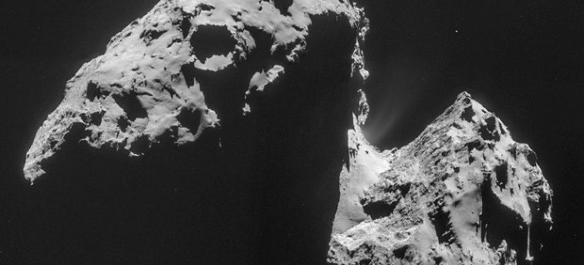 Missão Rosetta é maior avanço científico de 2014 para 'Science'