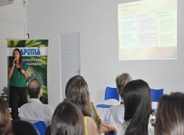 """""""Desenvolvimento saudável para todas as crianças"""" foi o tema da palestra oferecida pela Fundação Gates, na sede da FAPEMA"""