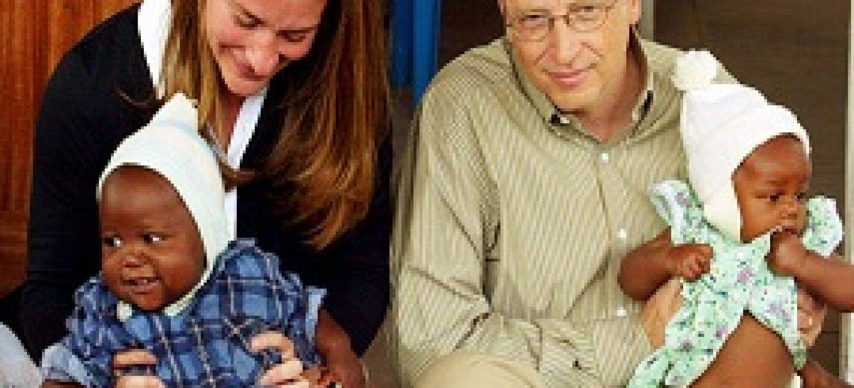 Venha para a palestra da Fundação Gates sobre financiamento de pesquisas em desenvolvimento infantil