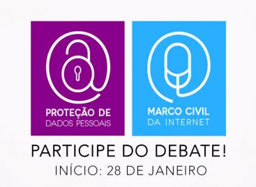 Governo Federal abre debate público sobre o Marco Civil da Internet