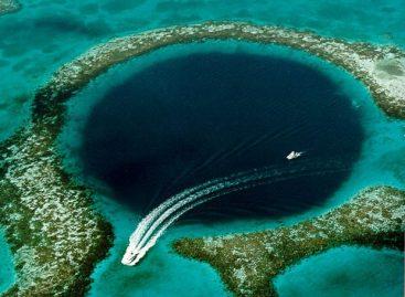 """'Grande buraco azul"""" pode conter a resposta para o fim da civilização Maia"""