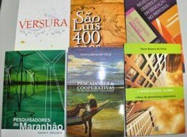Livros financiados pela FAPEMA são doados