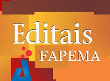 Fapema prorroga submissão de quatro editais