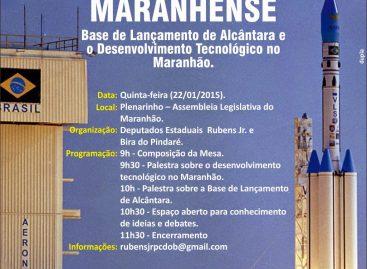 Assembleia Legislativa do Maranhão sedia I Debate Tecnológico Maranhense