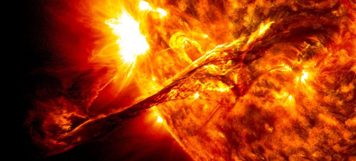 Estudo liga atividade solar ao nascer à expectativa de vida