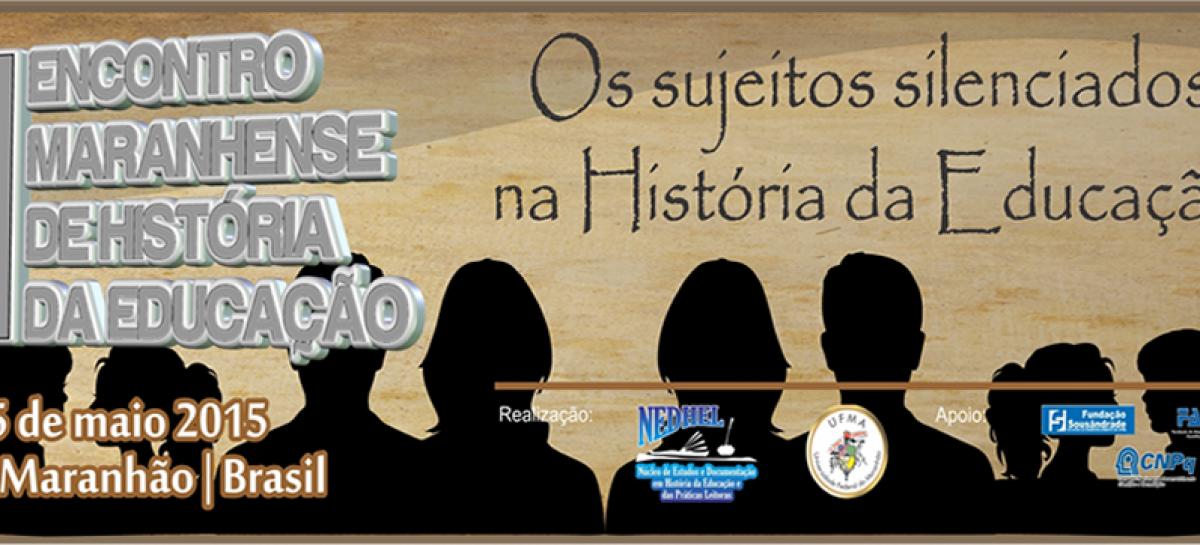 VIII Encontro Maranhense de História da Educação está com inscrições abertas