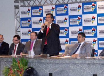 Governador Flávio Dino anuncia plano de trabalho da Fapema
