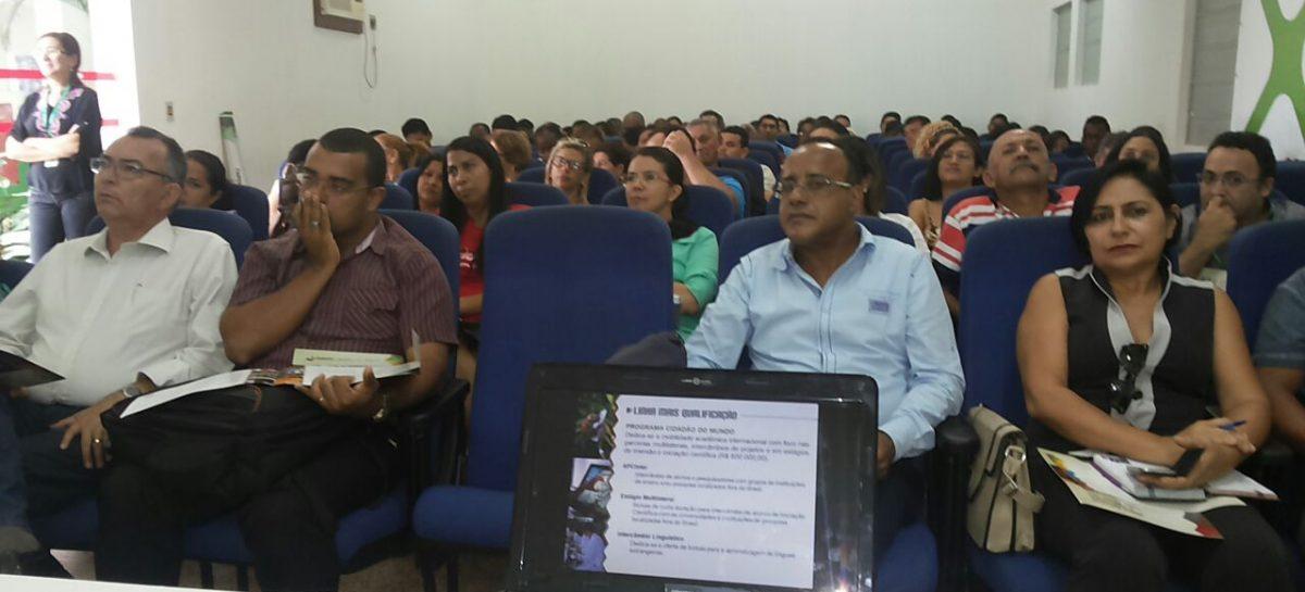 Primeira rodada de apresentação do plano de trabalho da FAPEMA no interior será encerrada nesta sexta-feira em Chapadinha
