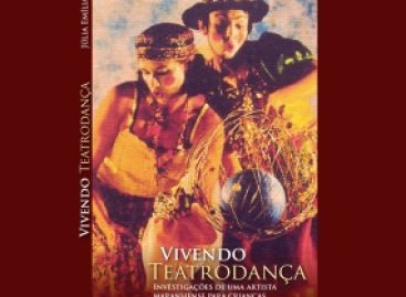 Grupo Teatrodança lança livro com apoio da Fapema