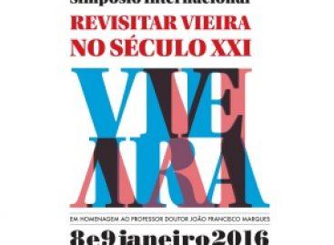 Simpósio Internacional Revisitar Vieira no Século XXI