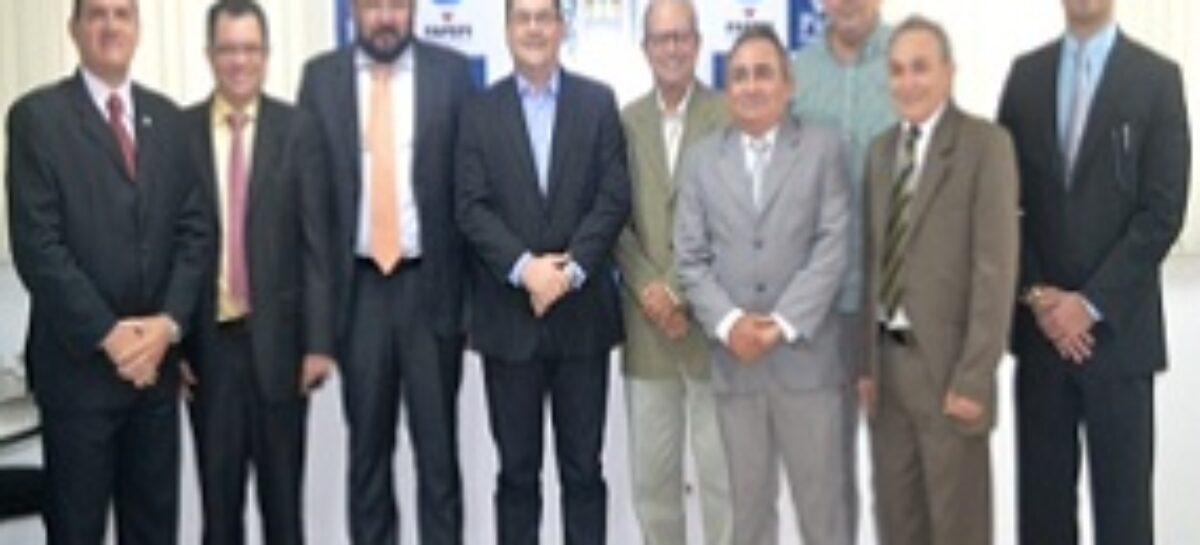 Fapema participa do 1º Encontro dos Presidentes das FAPs do NE