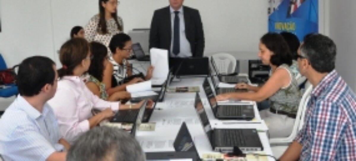 Comitê de Julgamento da Fapema avalia propostas submetidas ao edital SNCT