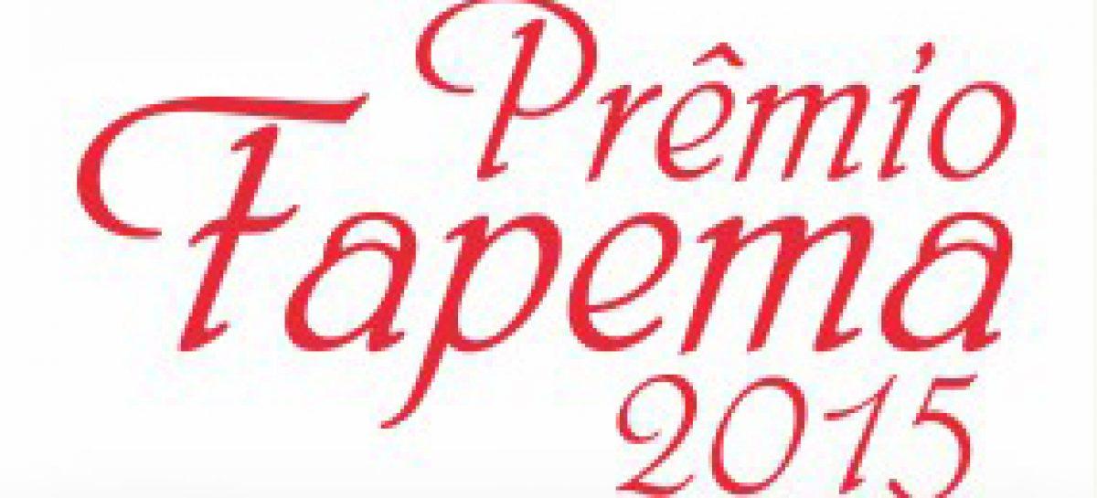 Prorrogadas as inscrições para o edital do Prêmio Fapema