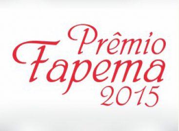Prêmio Fapema 2015 tem inscrições abertas