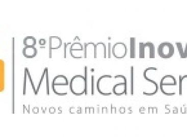 Abertas as inscrições para o 8º Prêmio Inovação Medical Services
