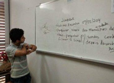 Estudo busca estimular o uso e difusão da língua de sinais em ambientes digitais