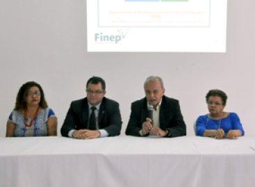 Fapema recebe representante da Finep