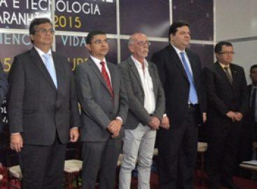 Fapema participa da abertura da Semana de Ciência e Tecnologia do Maranhão