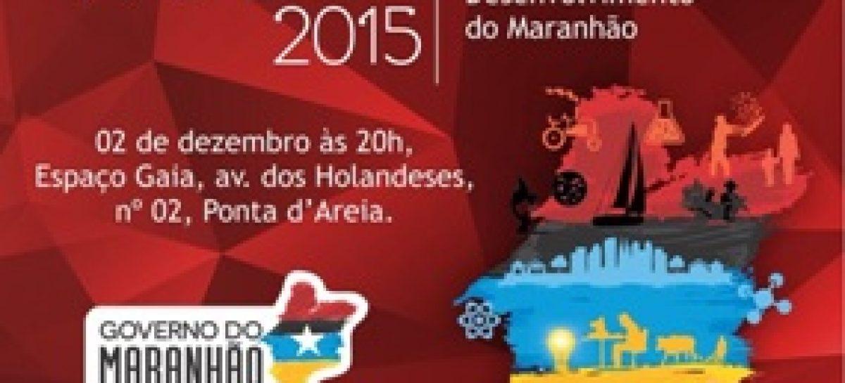 Governo do Maranhão realiza cerimônia de entrega do Prêmio Fapema 2015