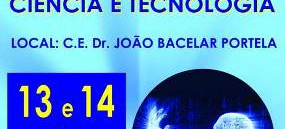 Fapema apóia IV Mostra de Ciências e Tecnologia do Centro de Ensino Dr. João Bacelar Portela