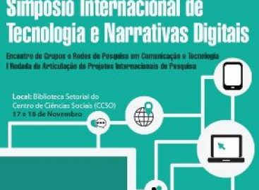 Fapema apóia Evento Internacional de Comunicação Digital