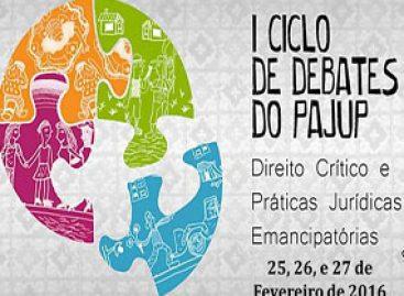 I Ciclo de Debates do PAJUP é realizado com apoio da Fapema