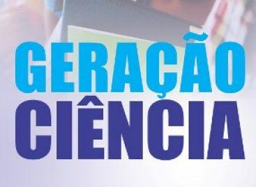 Palestra sobre o edital Geração Ciência será realizada nesta terça (01) no Colégio Cintra