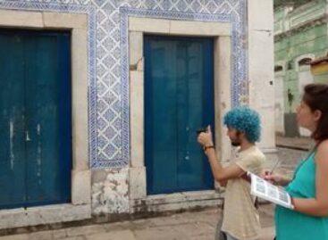 Azulejaria de São Luís vira tema de pesquisa