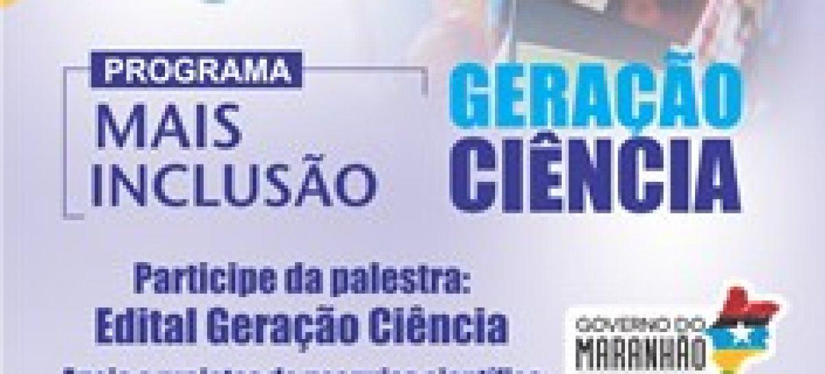 Presidente da Fapema e secretários de Estado Tatiana Pereira e Bira do Pindaré visitam escolas para divulgar Edital Geração Ciência