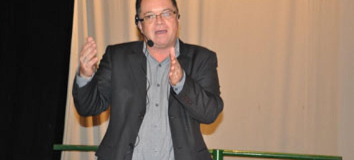 Fapema realiza palestra em São José de Ribamar