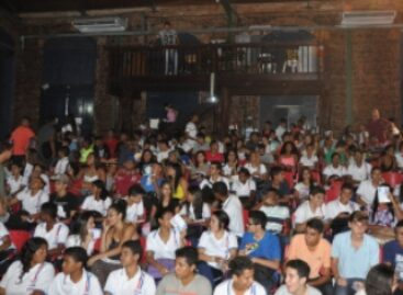 Fapema apresenta Geração Ciência no Colégio Cintra