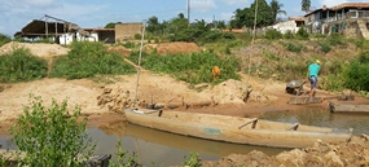 Estudo avalia águas do Rio Mearim em Bacabal