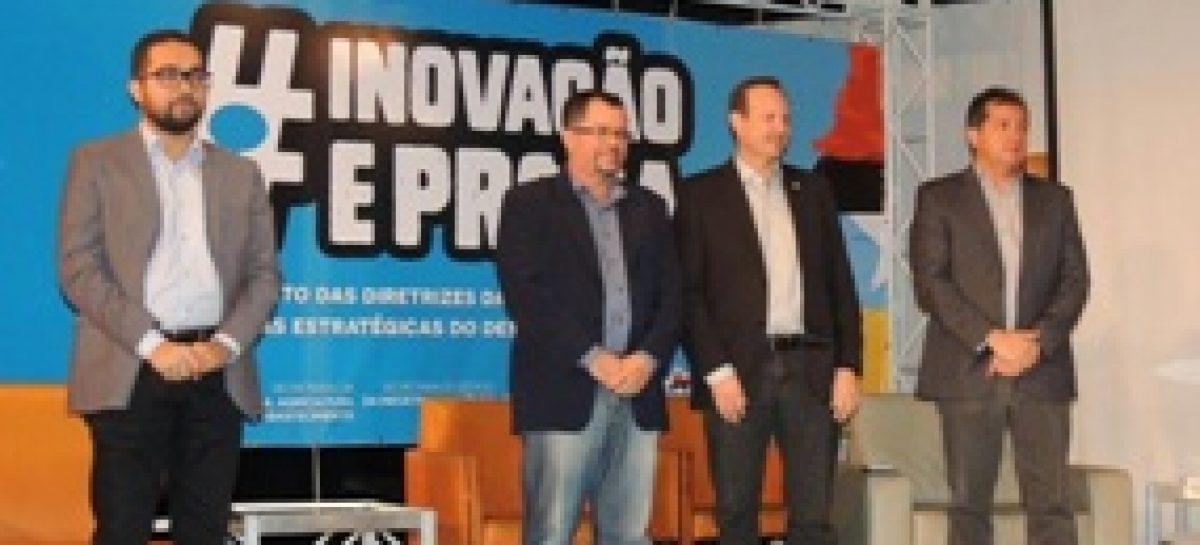 Governo do Estado lança programa Inova Maranhão