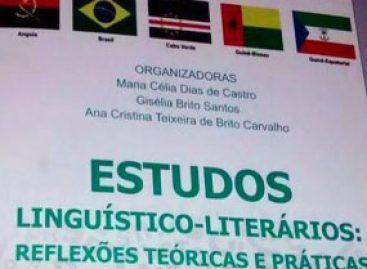 Pesquisadoras lançam livro sobre língua e literatura