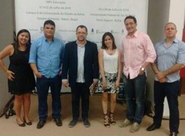 Equipe da Fapema participa da Reunião Anual da SBPC