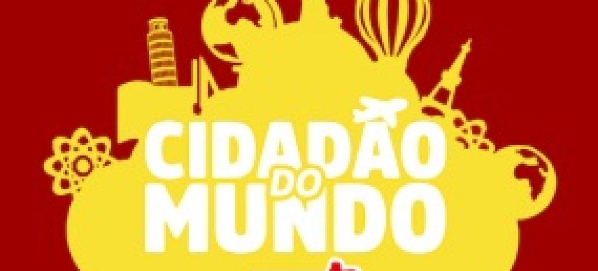 """Lançado edital de licitação para nova etapa do Programa """"Cidadão do Mundo"""""""
